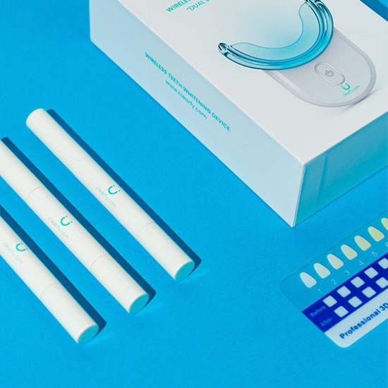 Picture of Clearfy's Whitening Kit